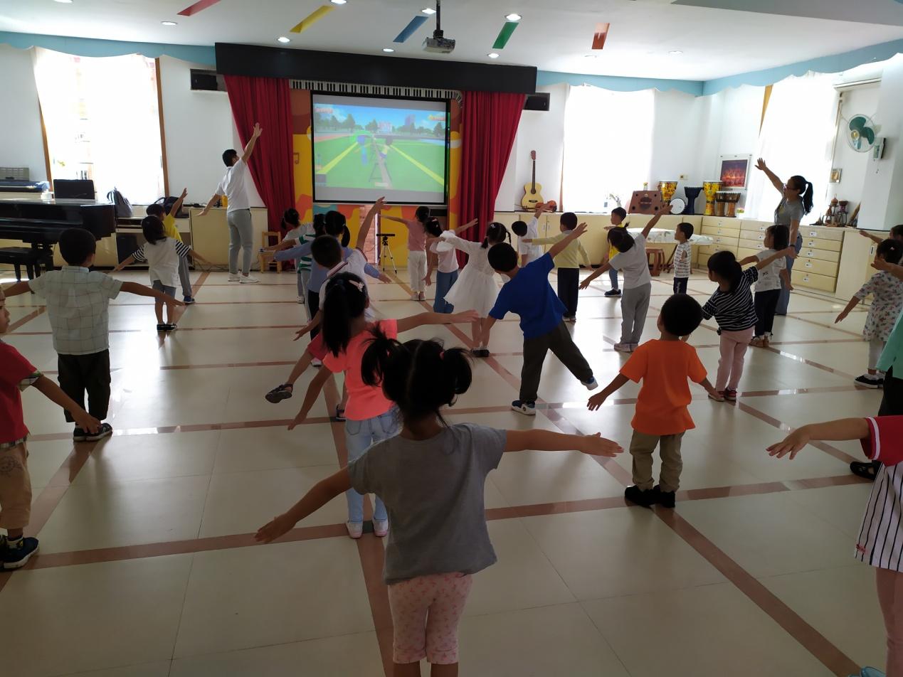 百年幼儿园,创新安全教育模式