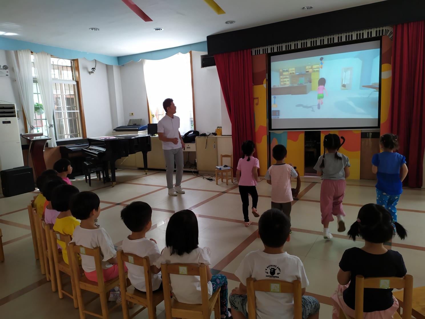 幼儿园安全教育,教学方式决定教学效果