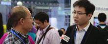 中国经济网专访-3D体感试衣镜