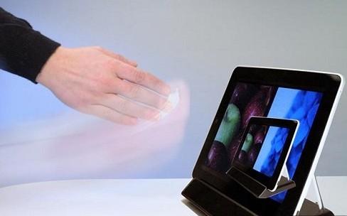 智能3D虚拟试衣镜的体感技术