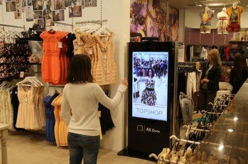 3D体感试衣镜在商场上有什么价值