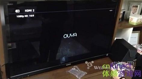 新概念游戏主机 Ouya 开始出货