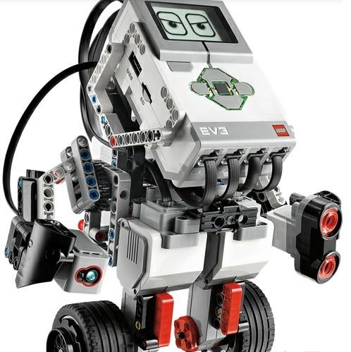 2013 CES 乐高推出第三代可编程机器人