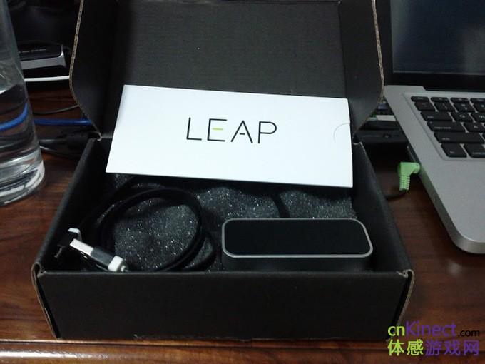 Leap Motion上手实测