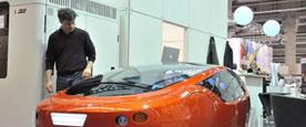 """这可能是世界上第一辆""""3D打印""""的汽车"""