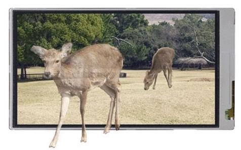 如何让体感摆脱固定屏幕的限制