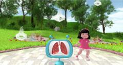 AR体感教育课程-心肝肺的认识