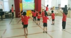 幼儿园安全教育,AR体感课程