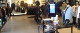 利郎服饰拥抱新科技产品开启购物新模式