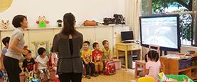 广州军区政治部幼儿园2